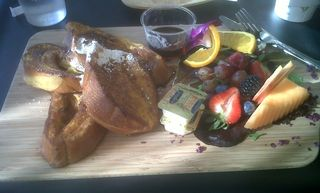 French toast Asheville