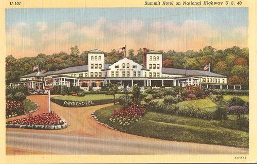 Summit Hotel, US 40