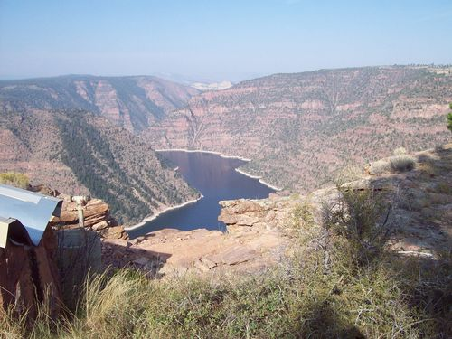 9. Red Canyon, Flaming Gorge