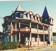 The Hotel Chester Photo From Phoenixville Area Historical Society